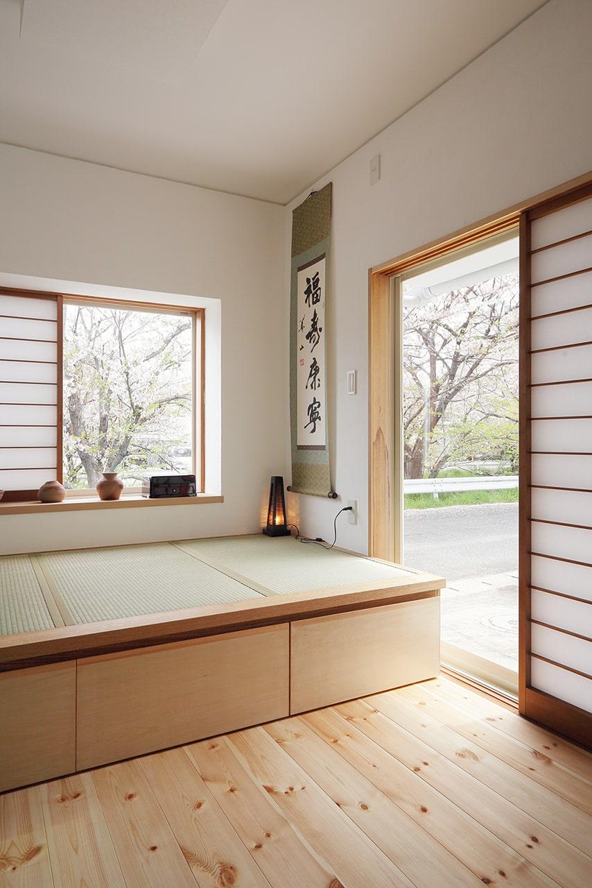 桜道の家(リフォーム)